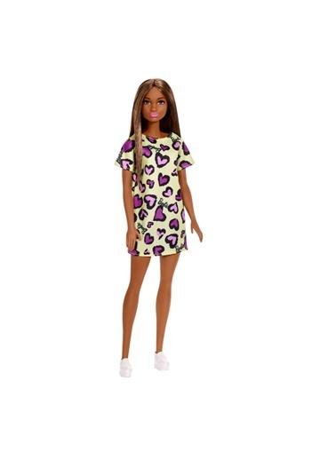 Barbie Barbie Şık Barbie Bebekler T7439-GHW47 Renkli